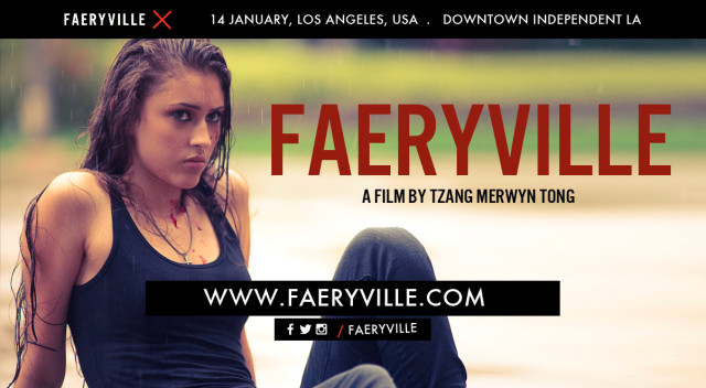 Faeryville Belle website