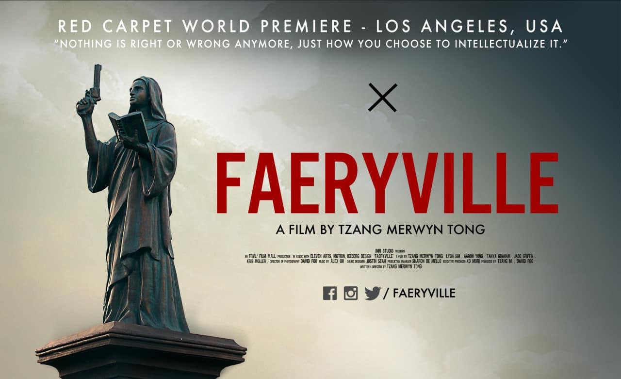 Faeryville Poster Landscape