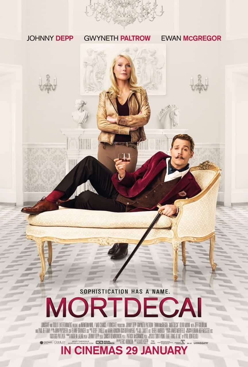 Mortdecai – Review
