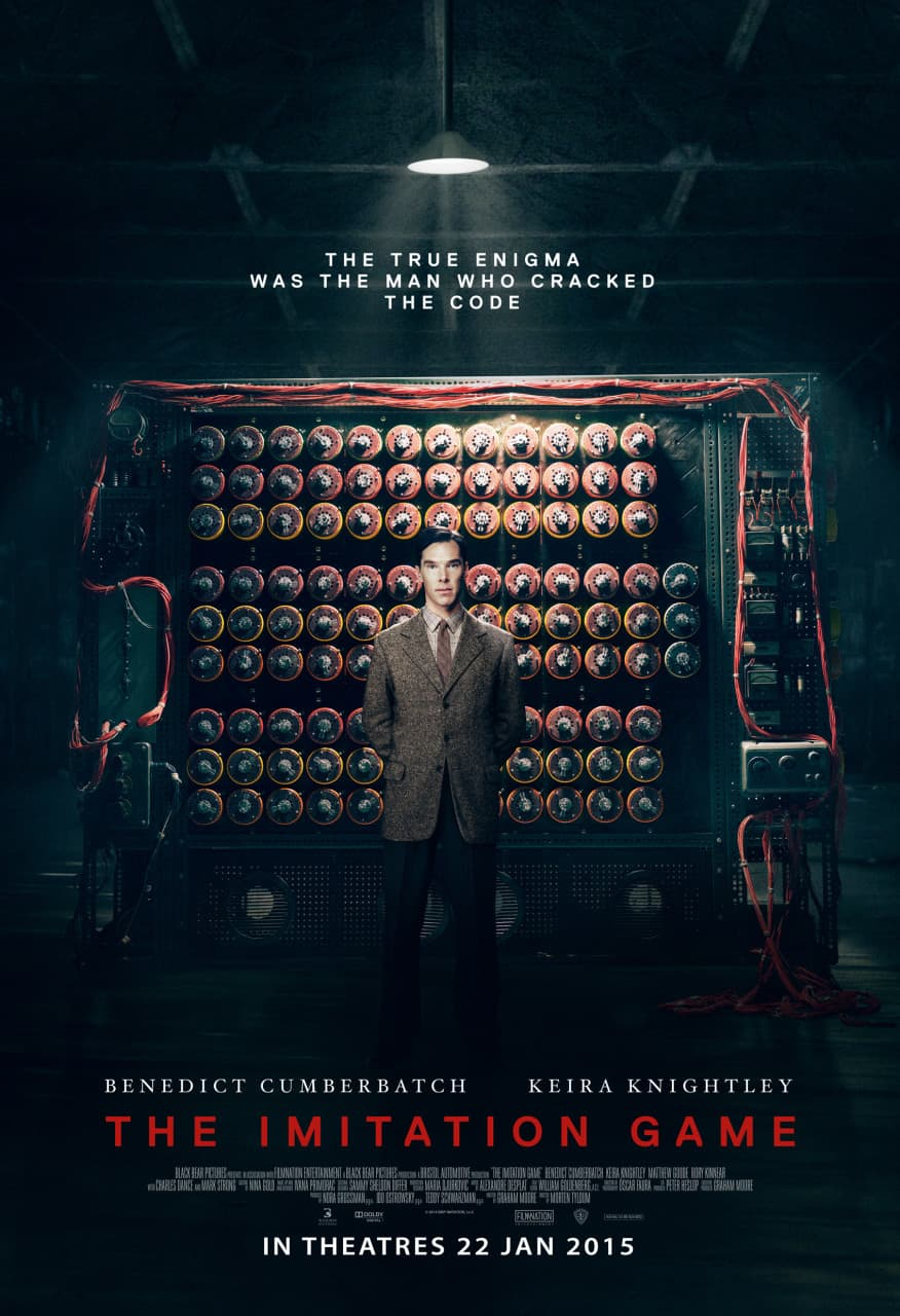 The Imitation Game – Review