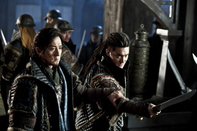 Dragon-Blade - Jackie Chan & Choi Siwon