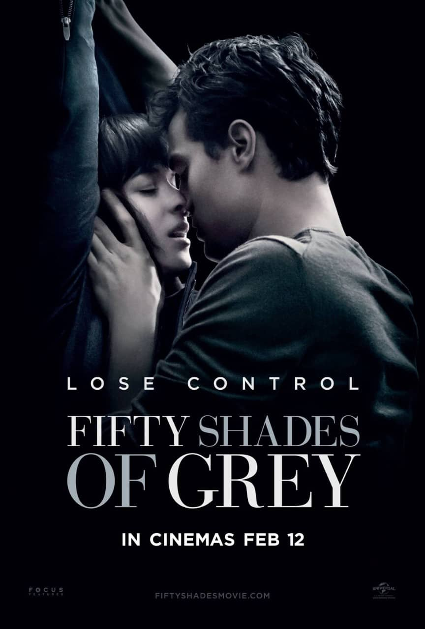 Fifty Shades Of Grey – Review