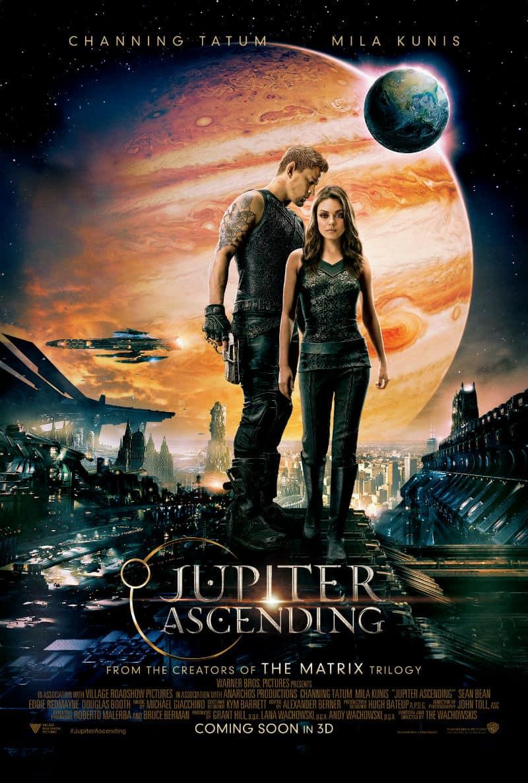 Jupiter Ascending – Review