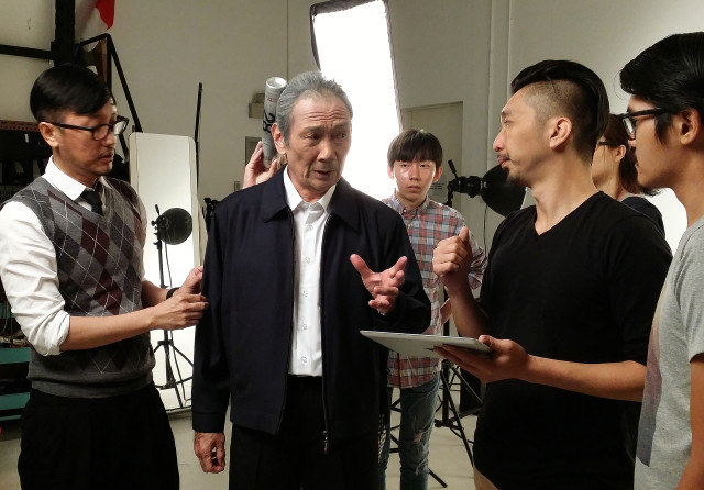 Lim Kay Tong as Lee Kuan Yew