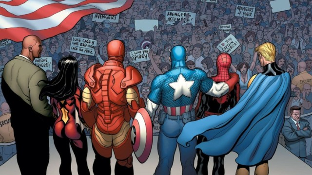 Spider-Man joins the Marvel Cinematic Universe