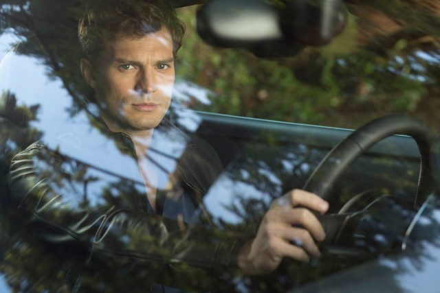 Fifty Shades of Grey - Jamie Dornan