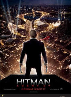 #62 FMovieMag.com Hitman poster