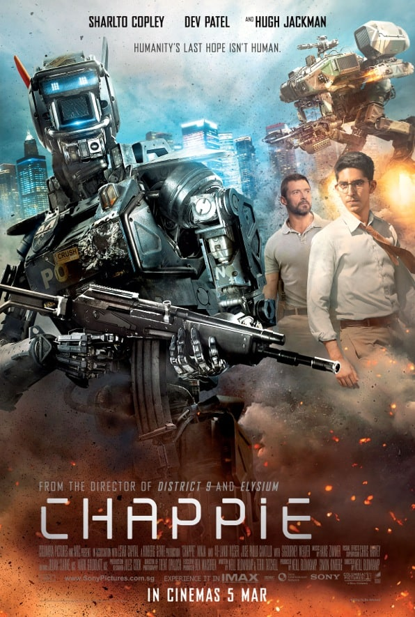 Chappie – Review