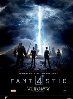 #63 Giant Poster 1 - Fantastic Four