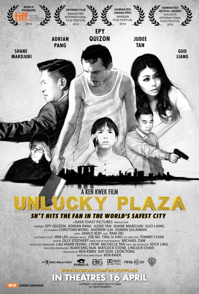 Unlucky Plaza – Review