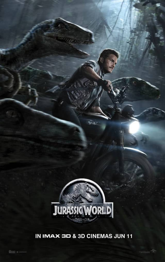 Jurassic World – Contest