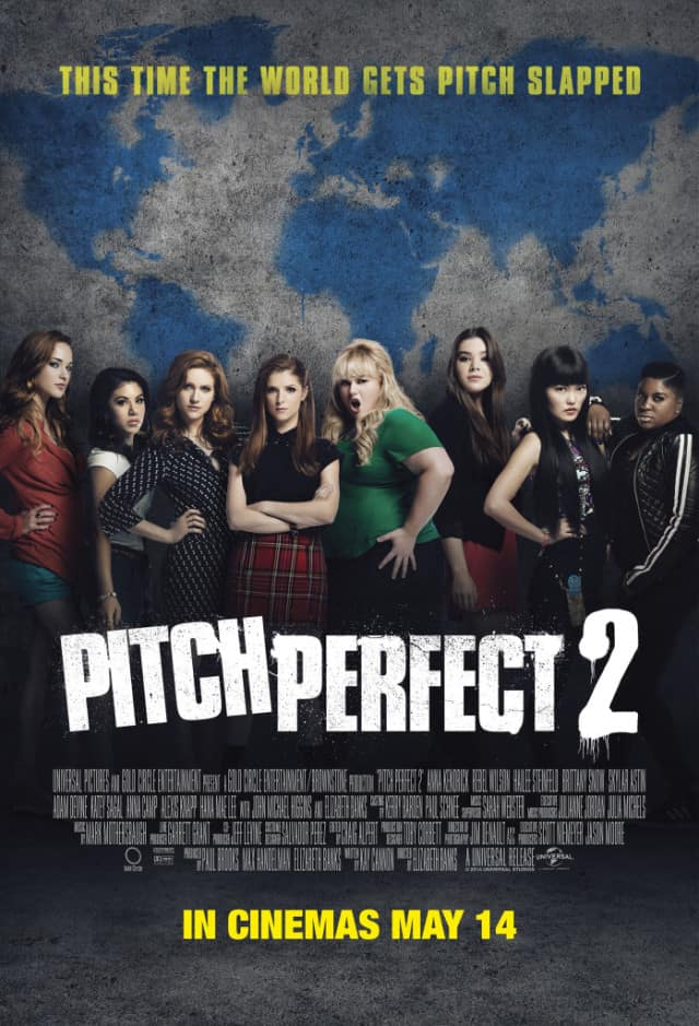 PITCH PERFECT 2 – Contest