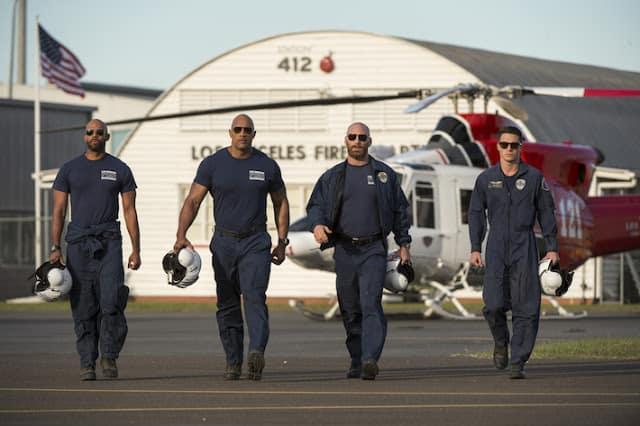 San Andreas LAFD rescue pilots
