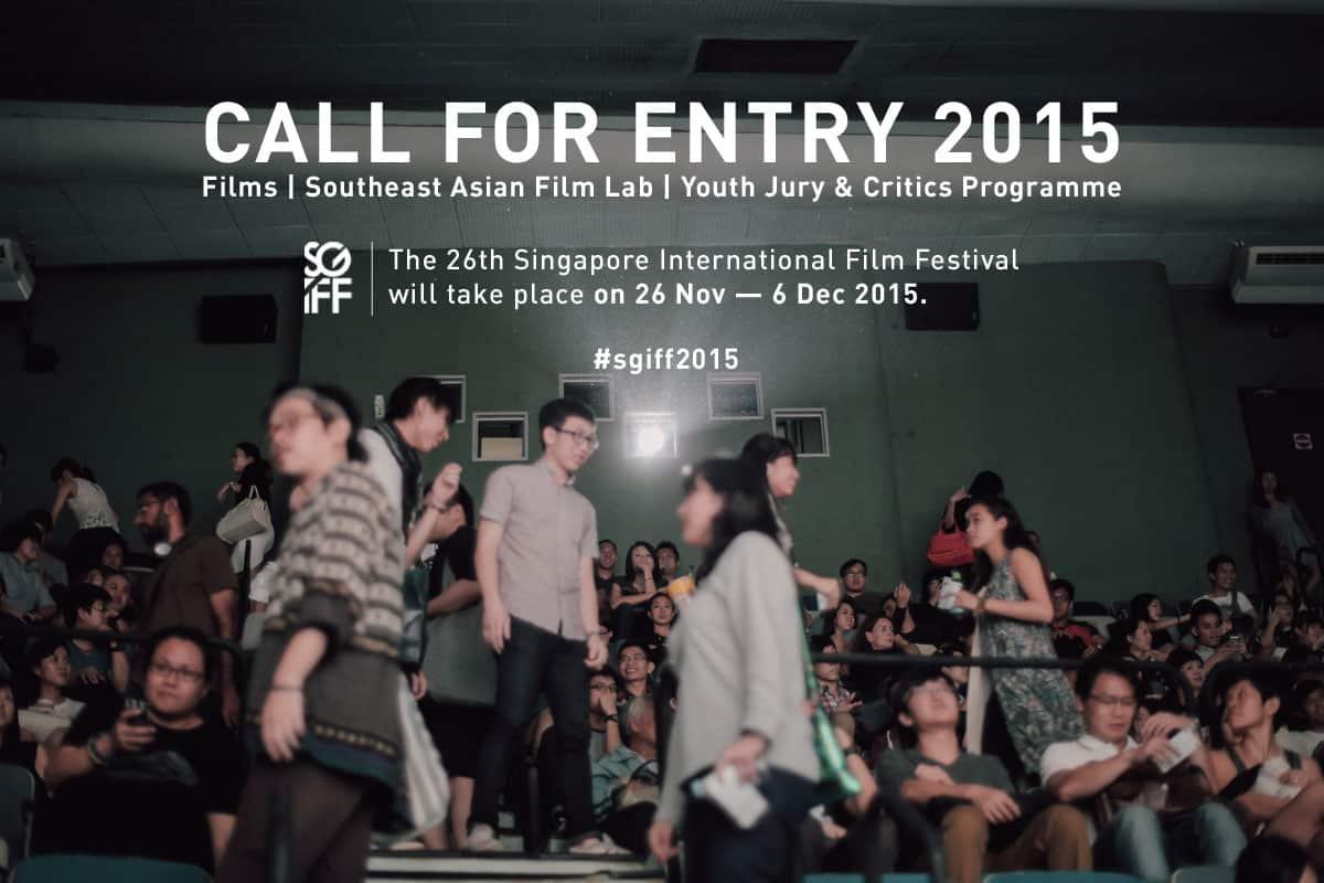 Singapore International Film Festival returns for 26th edition