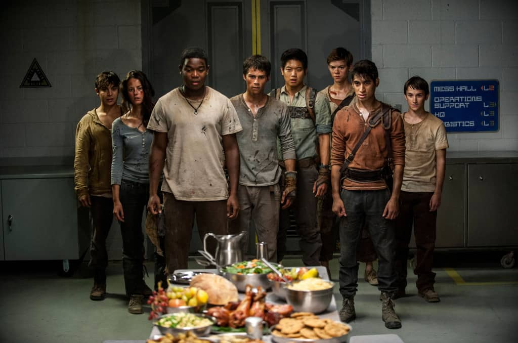 Maze Runner: The Scorch Trials – 1st Poster and Trailer