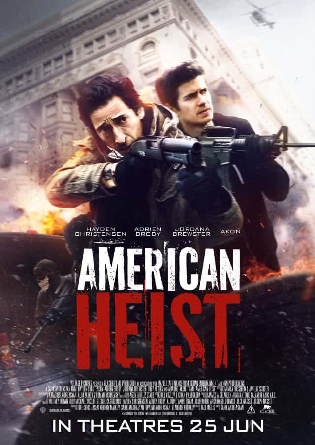 American Heist – Review