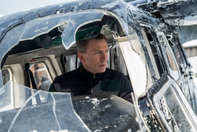 Bond is back with new SPECTRE trailer