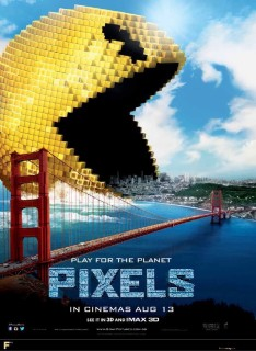 Fmoviemag #66 Poster 2 - Pixels