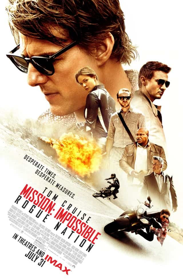 Mission: Impossible – Rogue Nation – Review