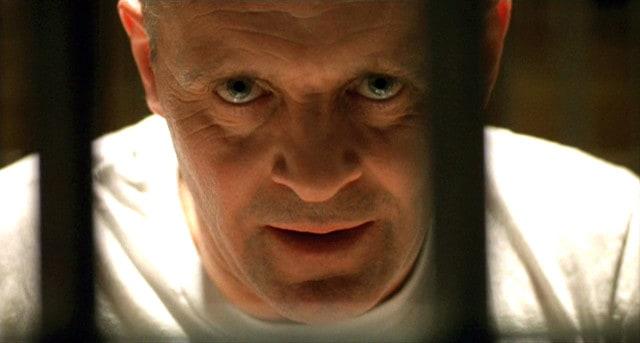 2. Hannibal Lecter (Anthony Hopkins)