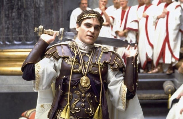 4. Commodus (Joaquin Phoenix)