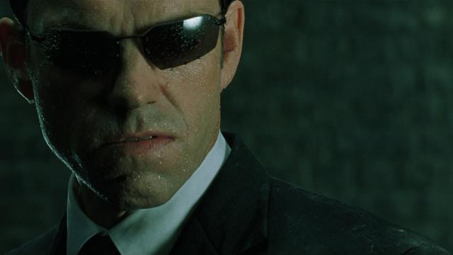 9. Agent Smith (Hugo Weaving)