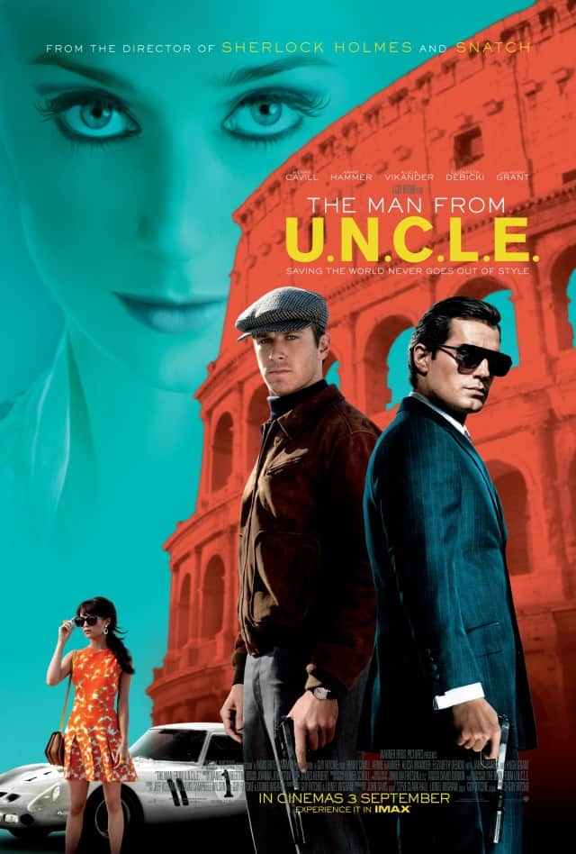 The Man From U.N.C.L.E. – Review