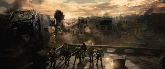 Attack on Titan 2- End of the World