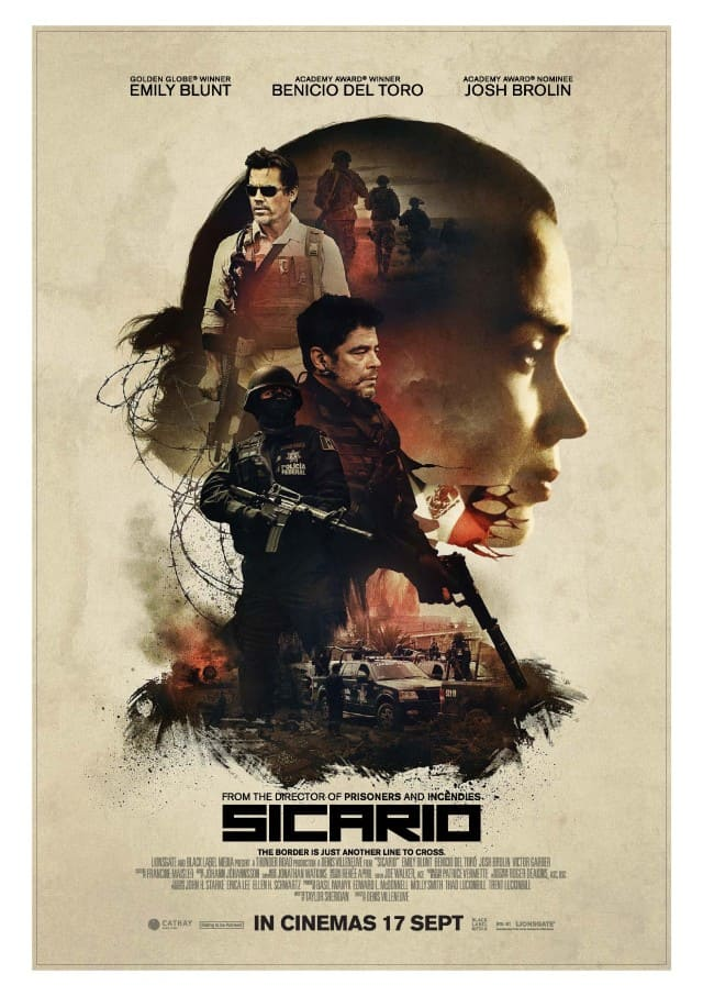 Sicario – Review