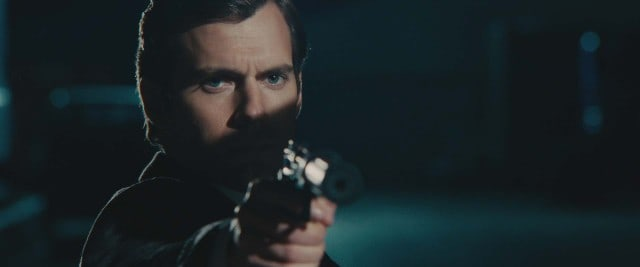 Henry Cavill - Man From UNCLE