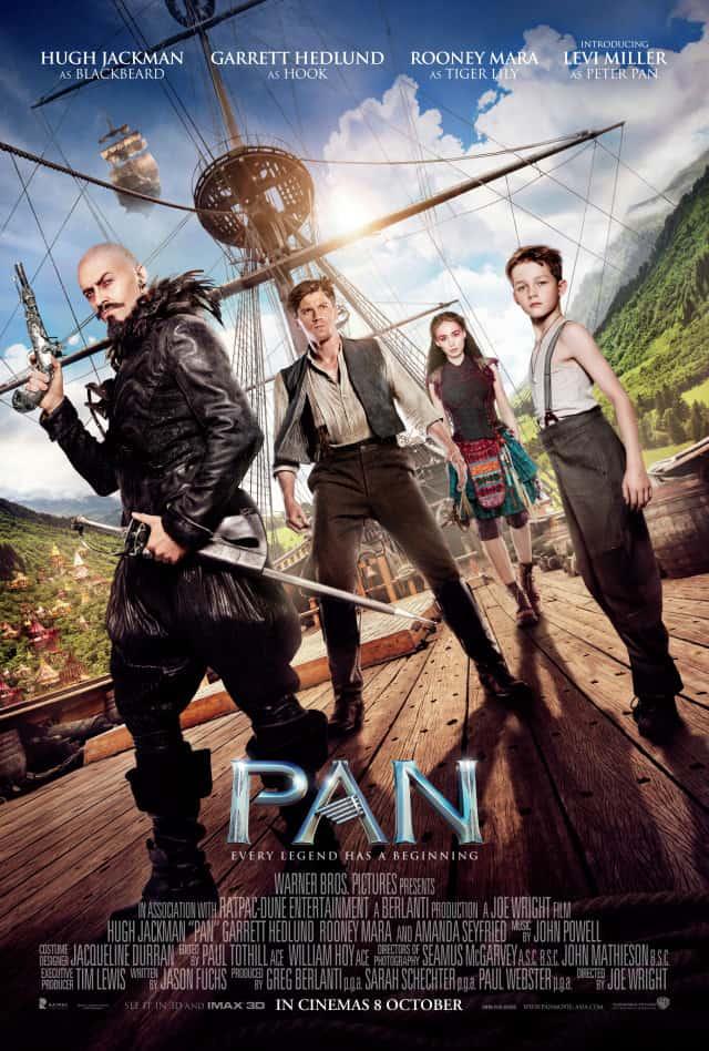 Pan – Review