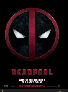 Deadpool giant poster