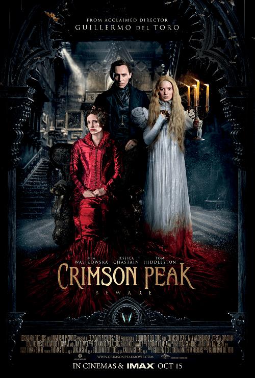Crimson Peak – Review