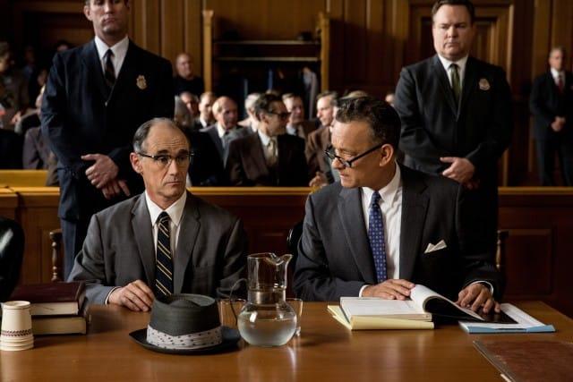 Bridge Of Spies - Mark Rylance, Tom Hanks