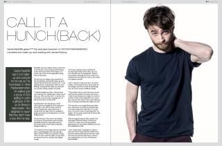 Fmoviemag #70 Daniel Radcliffe