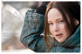 Fmoviemag #70 Jennifer Lawrence