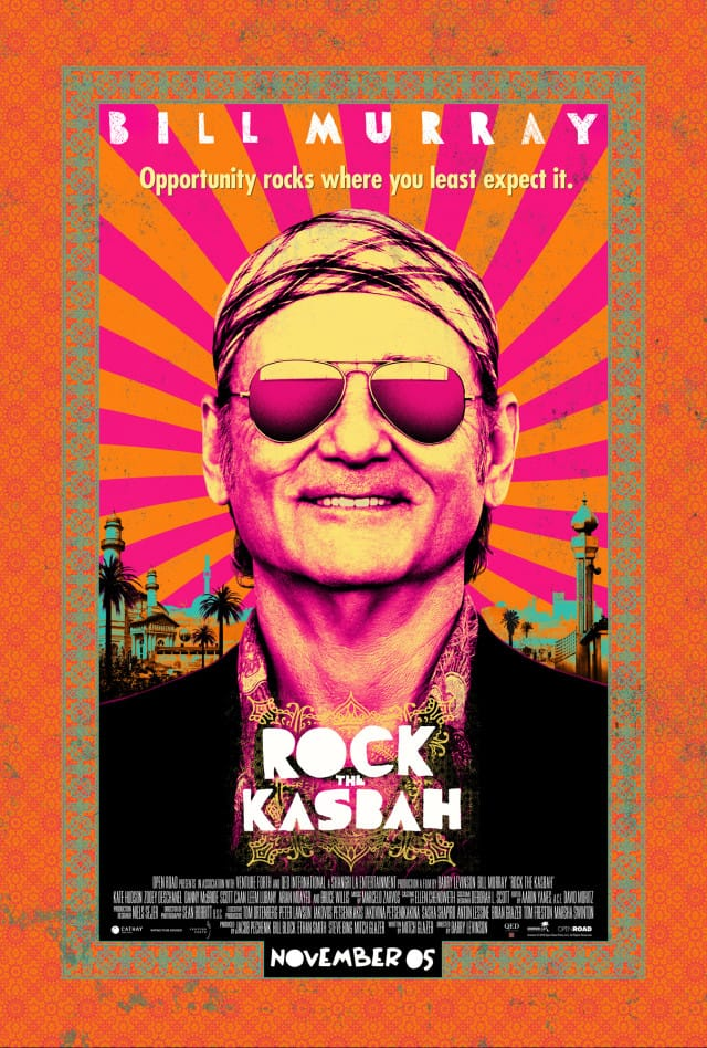 Rock The Kasbah – Review