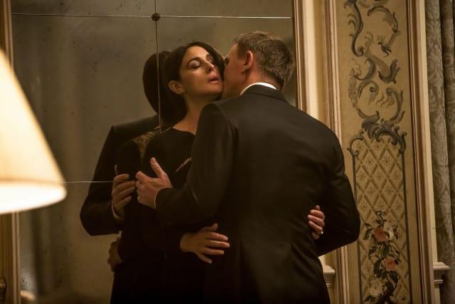 Daniel Craig;Monica Bellucci