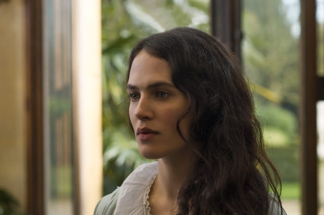Victor Frankenstein - Jessica Brown Findlay