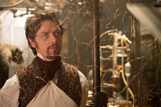 Victor Frankenstein - James McAvoy