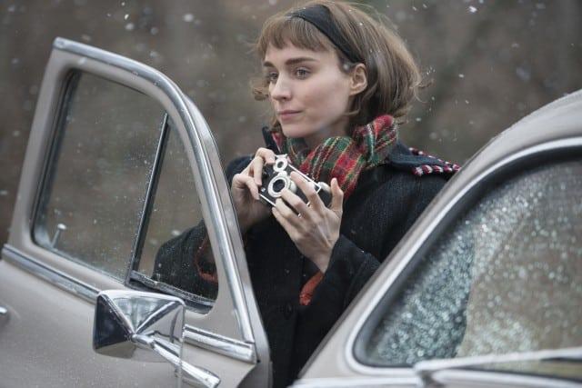 CAROL - Rooney Mara