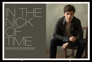 Fmoviemag #71/72 Nick Robinson feature