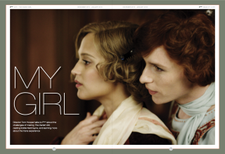 Fmoviemag #71/72 The Danish Girl feature