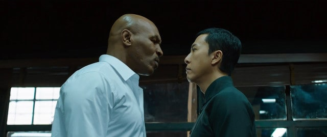 Ip Man 3 - Donnie Yen & Mike Tyson
