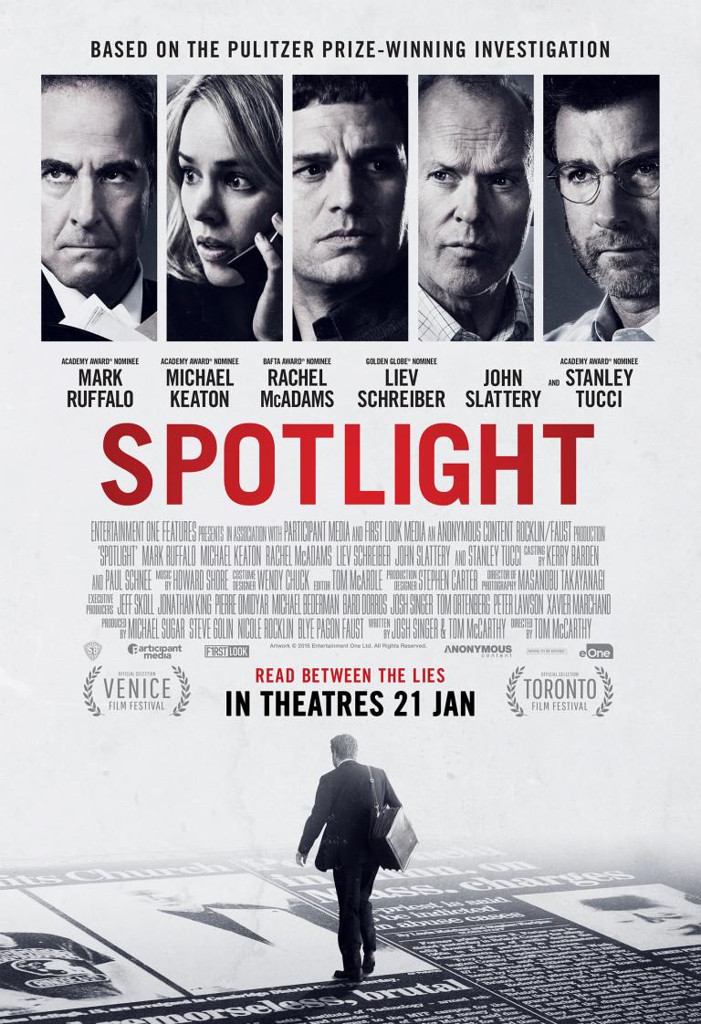 Spotlight – Review