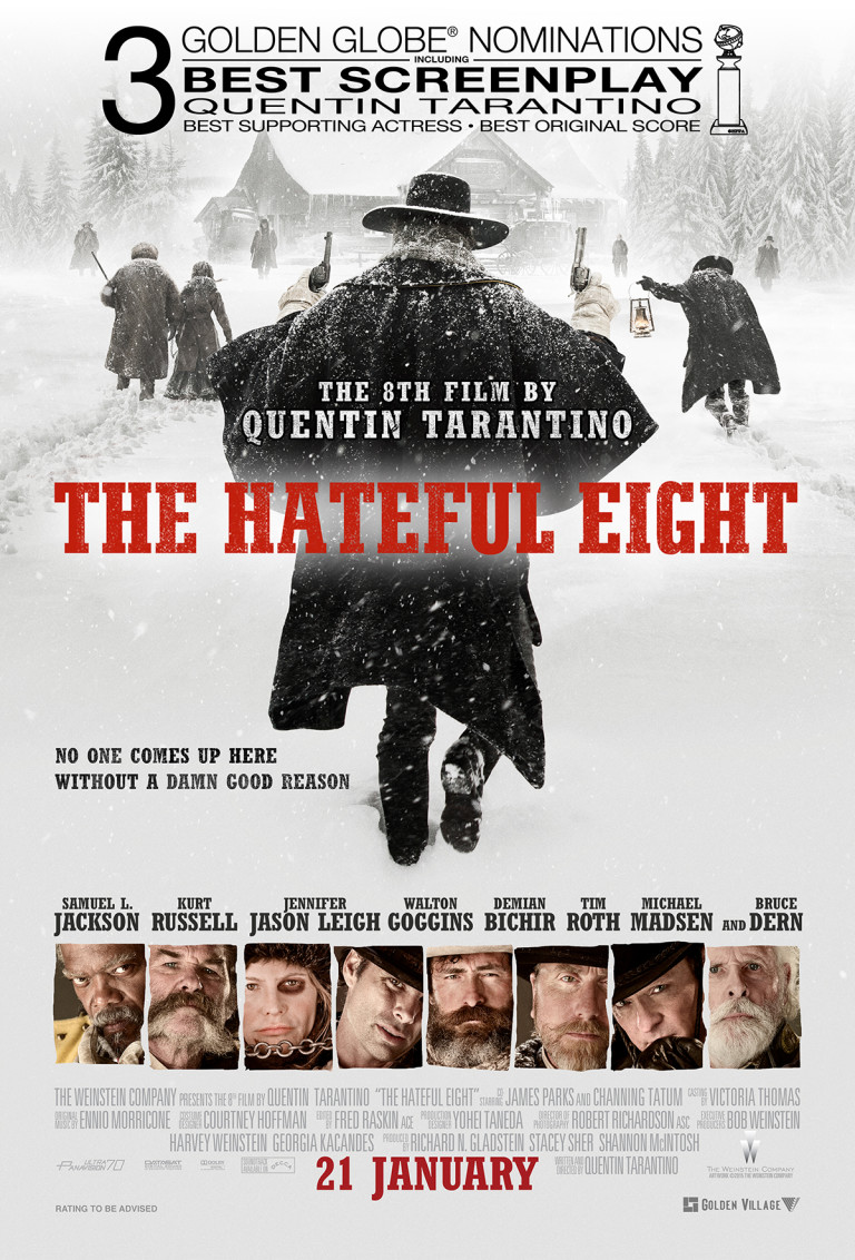 The Hateful Eight – Review