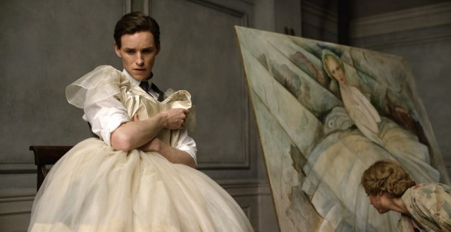 The Danish Girl - Redmayne