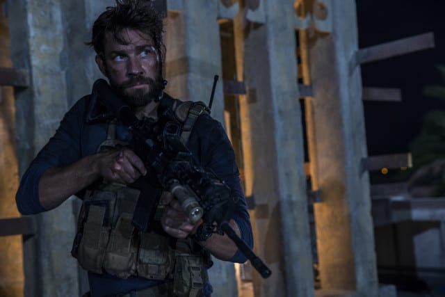 13 Hours: The Secret Soldiers of Benghazi - John Krasinski plays Jack Silva in 13 Hours: The Secret Soldiers of Benghazi from Paramount Pictures and 3 Arts Entertainment / Bay Films