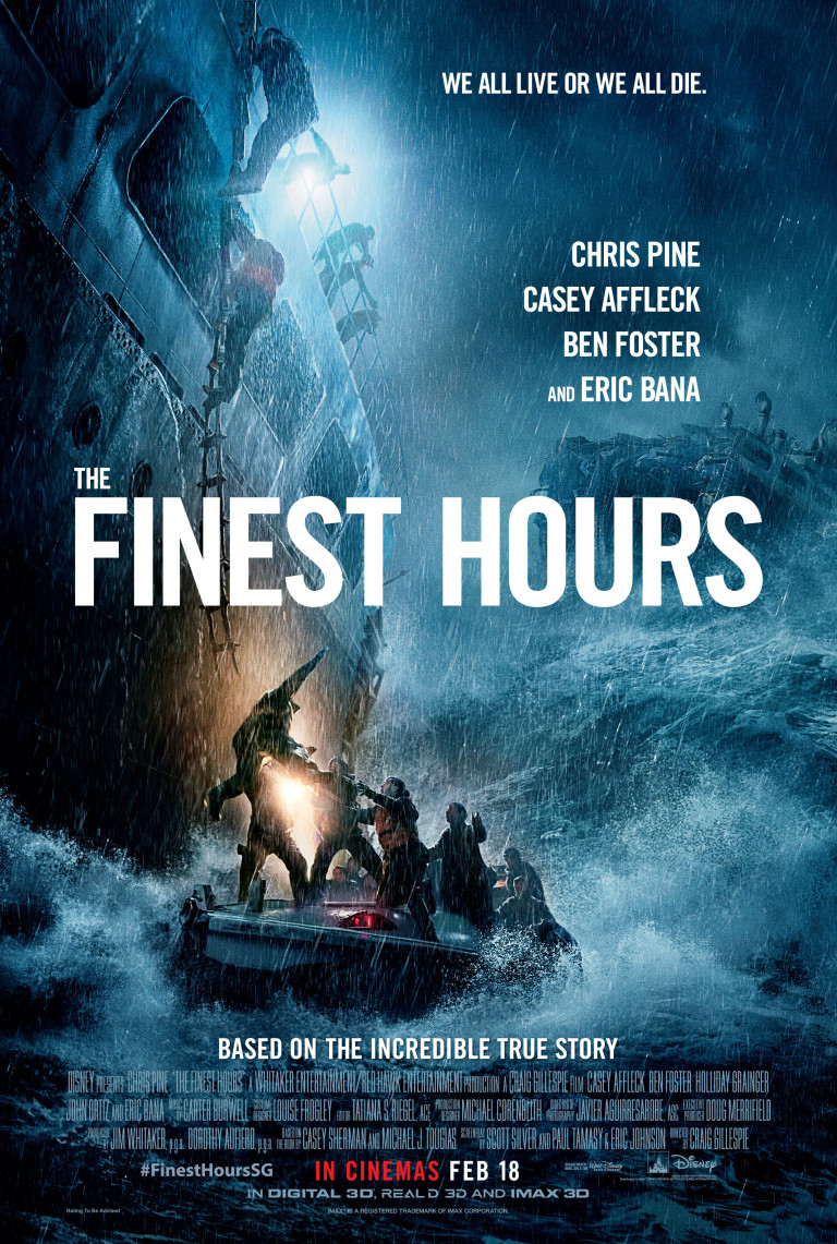The Finest Hours – Review