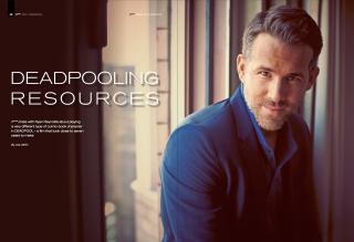 Fmoviemag #73 Ryan Reynolds inteview